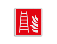 Brand bord F003 - Ladder