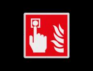 Brand bord F005 - Brandmelder