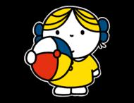 Dick Bruna - Silhouetbord meisje met bal
