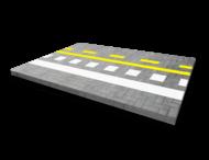 Thermoplast plakmarkering  - belijning en strepen