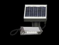 Aanstraalverlichting Solar LED met accu & laadregelaar -  TSL7D-300
