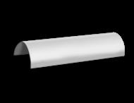 Parkeerbord t.b.v. biggenrug  - Blanco (zonder opdruk)  - breedte 600mm