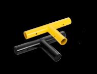 T-stuk koppelstuk - Modulaire aanrijdbeveiliging