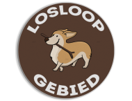 Informatiebord - Losloopgebied honden