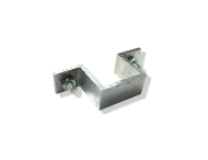 Bordbeugel SB250 Alu (1 stuk) 40x40 mm