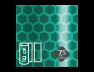Flexibel reflecterende folie Groen V-8007 EVG gemetalliseerd