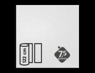 Reflecterende folie Wit klasse 1 T-1500-B