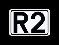Verkeersbord SB250 F23d - Nummer van een ringweg