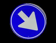 Verkeersbord signface RVV D-serie