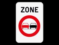 Verkeersbord SB250 ZC35