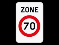 Verkeersbord SB250 ZC43
