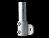 Boeiboordbevestiging klein - Buiskoppeling verzinkt staal