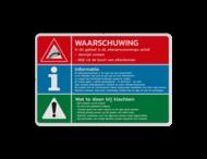 Informatiebord - Eikenprocessierups - eigen ontwerp