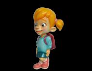 Lily 3D-bewegwijzeringstekens