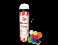 Markeerspray spuitbus wegenverf  - 500ml - verschillende kleuren