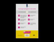Informatiebord - Rijksoverheid voorzorgsmaatregelen winkels