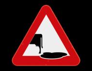 Verkeersbord SB250 - Koeienvlaai