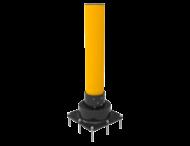 SlowStop - Energie absorberende rampaal - Type 3
