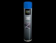 Belijningsverf blauw - spuitbus 750 ml