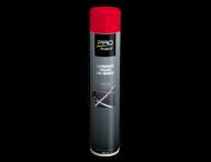 Belijningsverf rood - spuitbus 750 ml