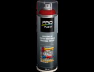 Industrielak rood - 500 ml - hoogglans