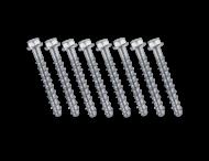 SlowStop - Schroefanker set voor Type 3