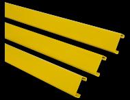 Rambeveiliging Ligger 1000mm C-Profiel