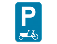 Parkeerbod - E9 bakfiets