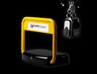 Parkeerbeugel automatisch met zonnepaneel - TS-Solar