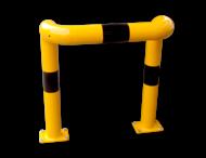 Beschermbeugel Ø76mm kort - 1000 x 450mm (bxd)