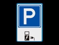 Verkeersbord RVV E04 + OB19