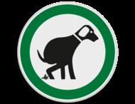 Verkeersbord Hondenuitlaatplaats
