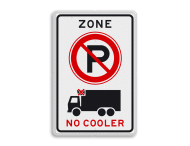 Verkeersbord RVV E201 - NO COOLER