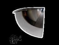 Kogelspiegel Ø600mm - kijkhoek 90° - met SKG VV keurmerk