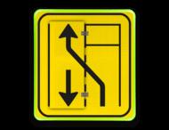 Klapbord WIU T31 - links/rechts - Rond conform RVV