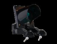 Verkeerslicht LED 1xØ210mm polycarbonaat