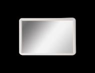 Platte binnenspiegel 400x300mm acryl