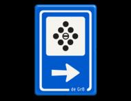 Verkeersbord RVV BW101_POOLBILJART