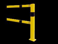 Aanrijbeveiliging BASIC - Vangrails (Staanders)