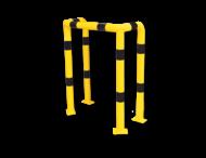 Aanrijdbeveiliging - Aanrijdbeugel dubbele Hoek 90 (SH2) - Dubbele hoek
