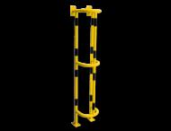 Aanrijdbeveiliging - Wandbeugel - Paal bescherming (SH1)