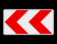Verkeersbord RVV BB11l