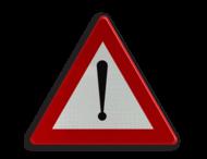 Verkeersbord België A51 - Algemeen gevaar