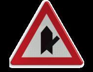 Verkeersbord België B15e - Voorrang verlenen.