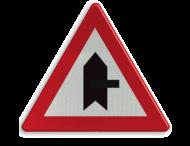 Verkeersbord België B15f - Voorrang verlenen.