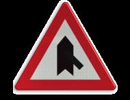 Verkeersbord België B15g - Voorrang verlenen.