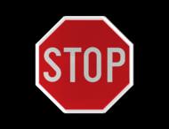 Verkeersbord België B05 - Stoppen en voorrang verlenen.