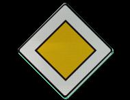 Verkeersbord België B09 - Voorrangsweg