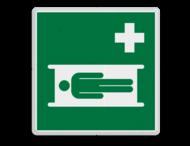 Veiligheidspictogram - Brandcard - E013