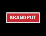 Brand bord overig - Brandput